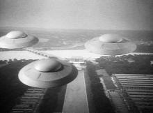 The Philosophy of the Saucers